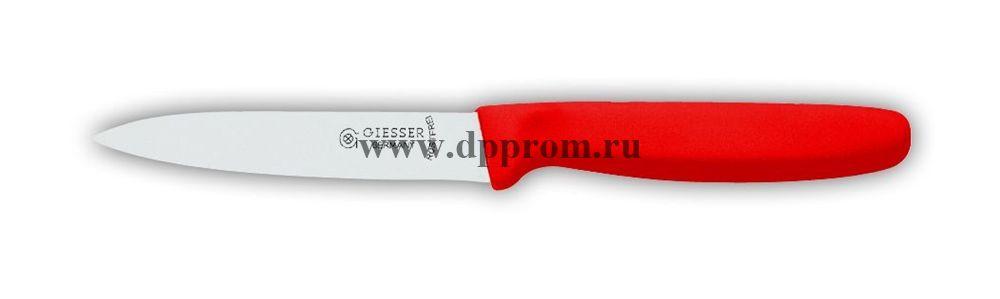 Нож овощной 8315sp 12 см красный