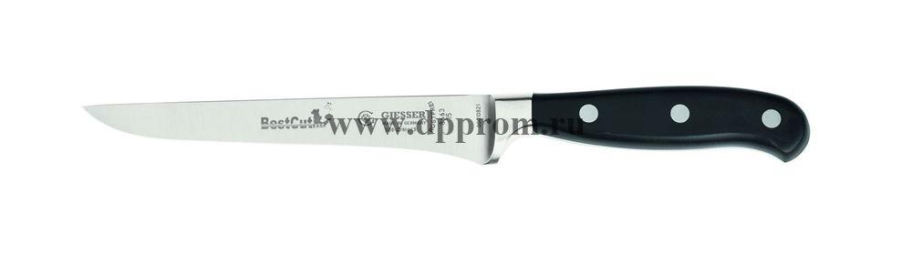 Нож обвалочный BestCut 8663 15 см черный