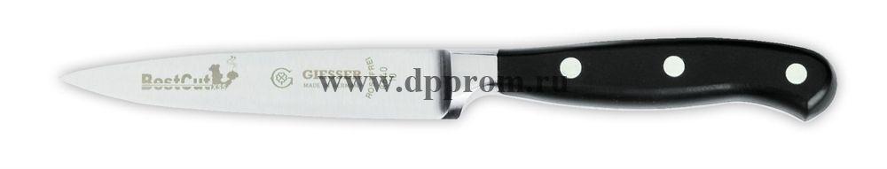 Нож универсальный BestCut 8640 10 см черный