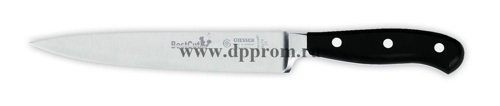 Нож филейный BestCut 8664 18 см черный