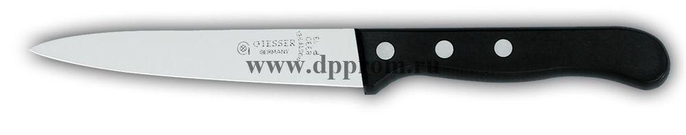 Нож кухонный 8330p 13 см черный