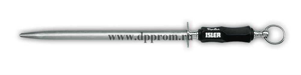 Мусат полировальный 9913 31 см овальный черный
