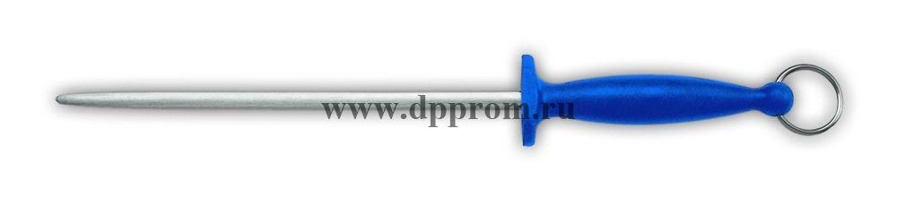 Мусат тонкой заточки 9919 25 см квадратный синий
