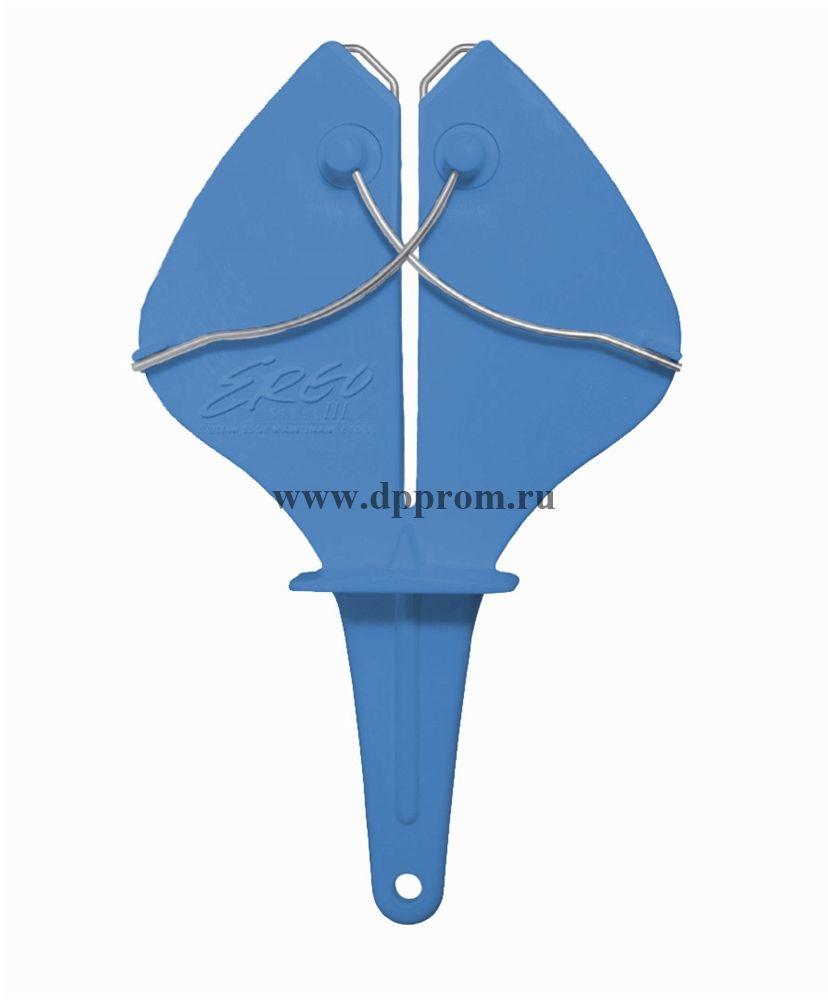 Устройство заточное ERGO STEEL III синее