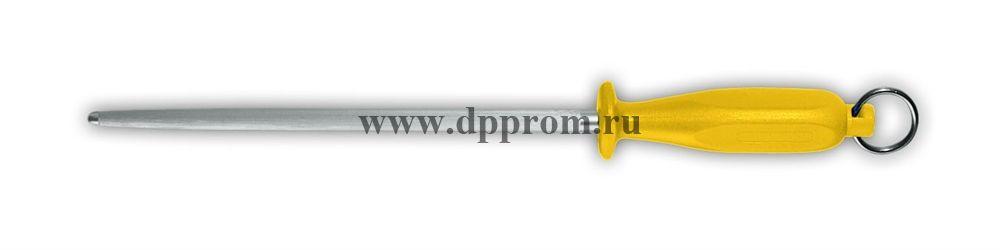 Мусат стандартный 9924 25 см круглый желтый