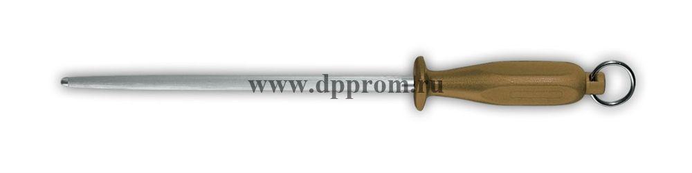 Мусат стандартный 9924 25 см круглый коричневый