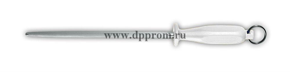 Мусат стандартный 9924 31 см круглый белый