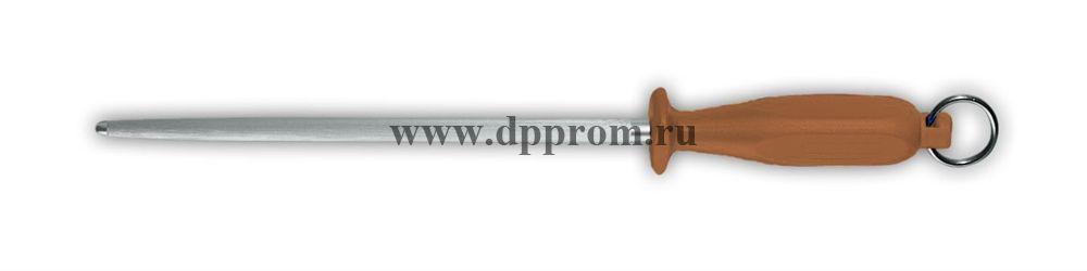 Мусат стандартный 9924 31 см круглый коричневый