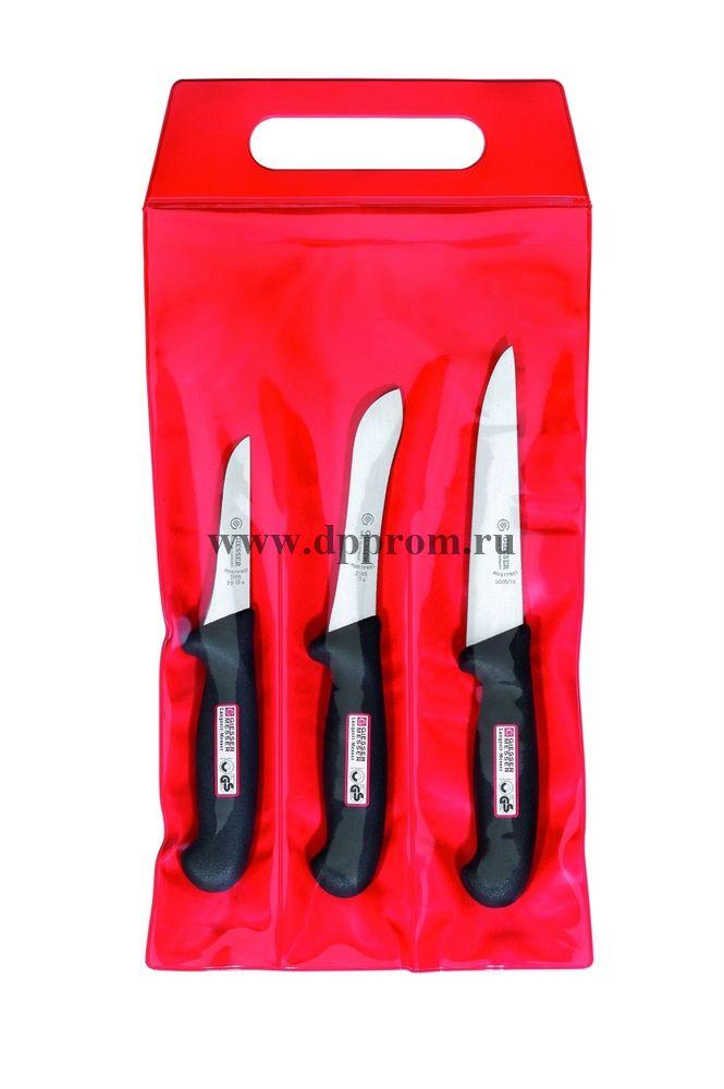 Набор из трех охотничьих ножей 9780