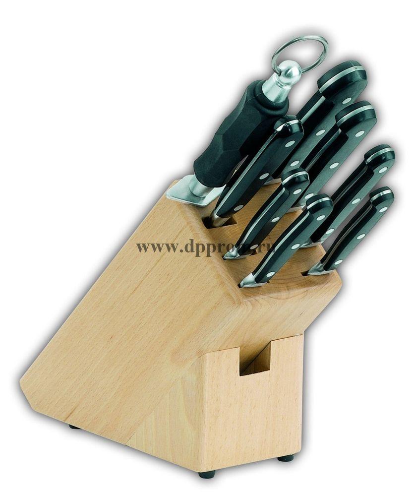 Набор ножей с подставкой 9892b 8 предметов