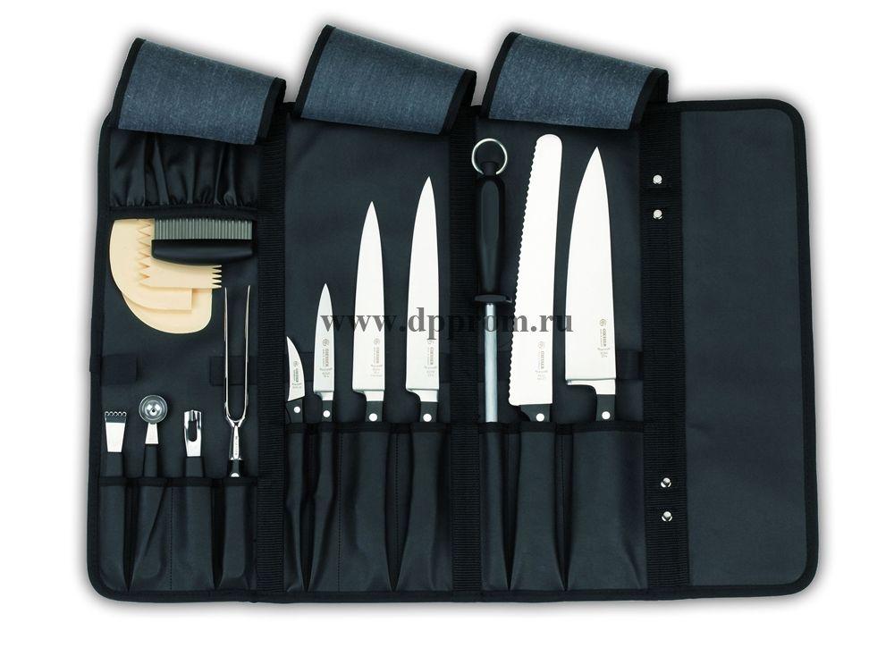 Набор ножей с сумкой-чехлом 8293b 14 предметов