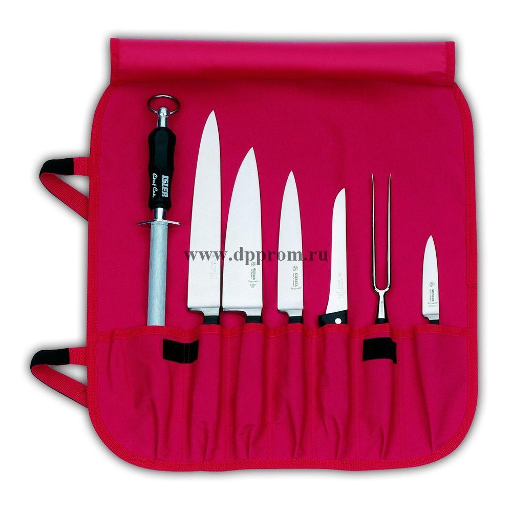 Набор ножей с сумкой-чехлом 8296 b 7 предметов