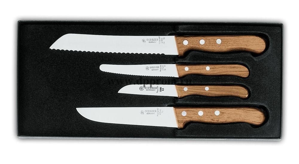 Набор поварских ножей 9810 для дома