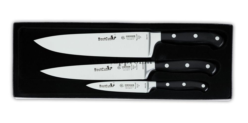 Набор поварских ножей Best Cut 9840