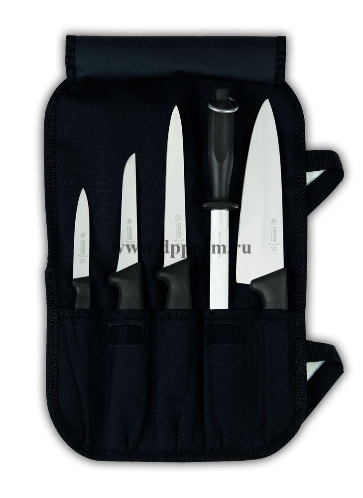 Сумка для 5 длинных ножей 8296-5L черная