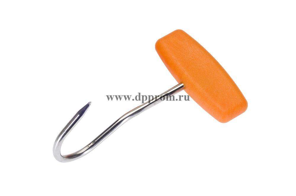 Крюк с пластиковой ручкой 6616 14