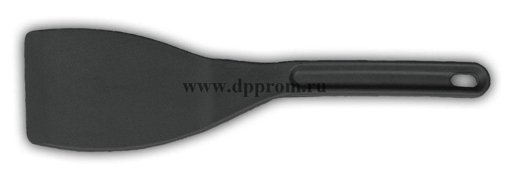 Лопатка пластиковая термостойкая 9562 черный