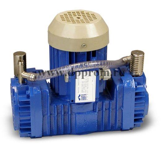 Насос вакуумный мембранный НВМ-10 380В