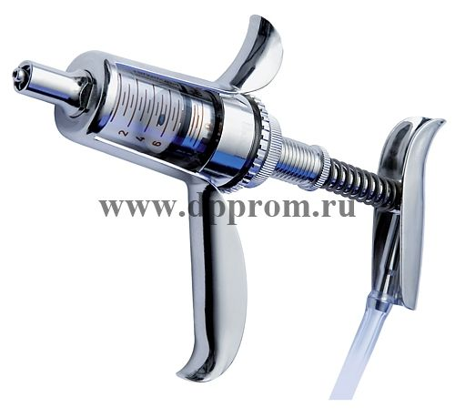 Дозатор HSW VET-MATIC® Луер Лок
