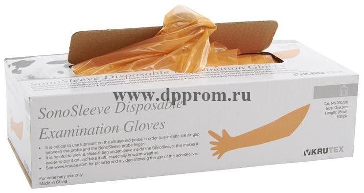 Диагностические перчатки, 6 пальцев