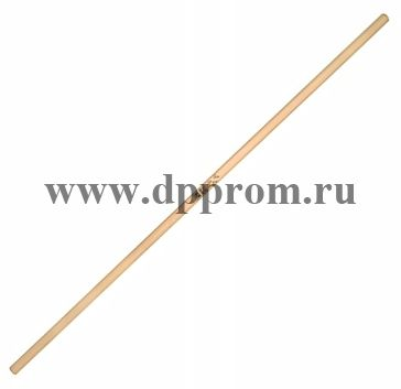 Ручка для орудий и мётел с конусом, 130 см