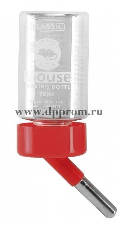 Бутылка для поения Classic de Luxe 75 ml