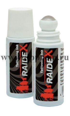 Татуировочная краска RAIDEX, с шариком