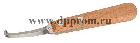 Нож копытный PROFI, двусторонний