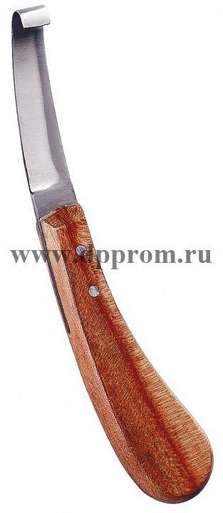 Нож копытный правосторонний, широкий