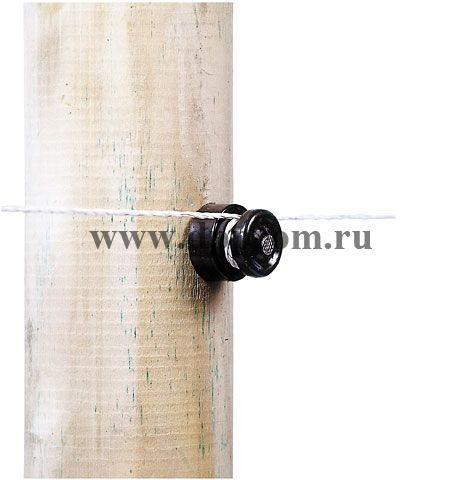 Изолятор круглый 100шт/упак - фото 51131