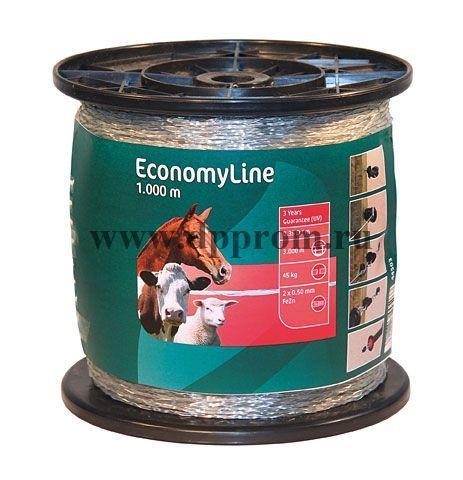 Провод моно EconomyLine 1000м (2х0,5 мм)