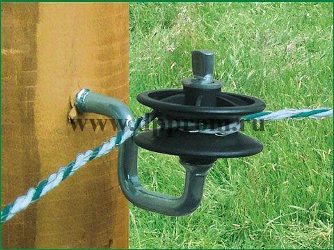 Изолятор угловой с винтом - фото 51149