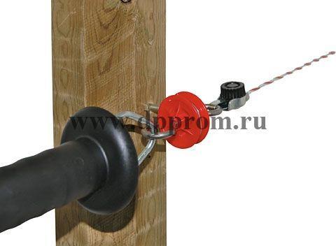 Изолятор для ворот (нержавющая сталь) - фото 51167