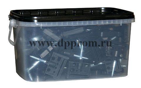 Изолятор MaxiTape универсальный, с винтом 80шт/упак - фото 51183