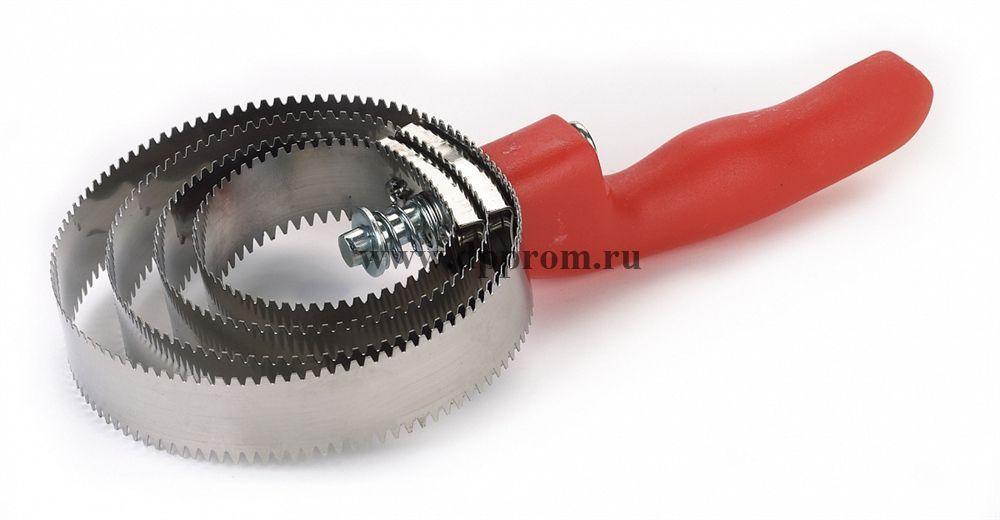 Металлическая скребница спиральная
