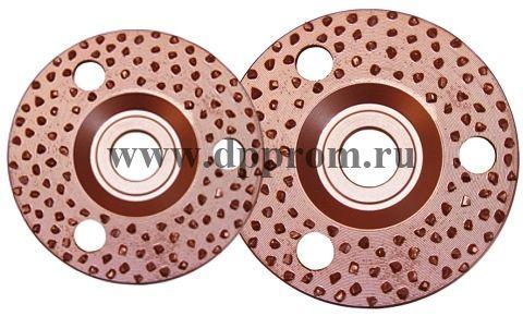 Шлифовальные диски, редкое нанесение