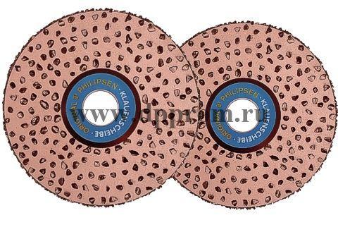 Шлифовальные диски, двусторонние