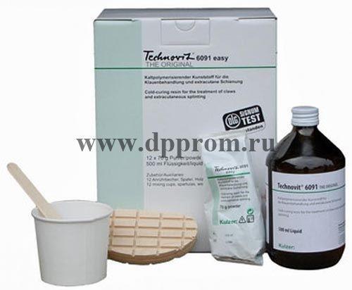 Набор для лечения копыт TECHNOVIT 6091