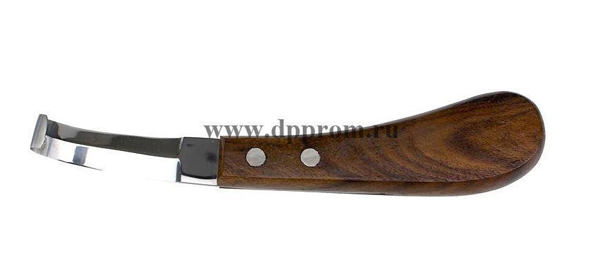 Нож копытный 2-стор, широкий