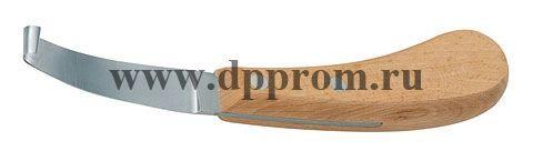 Нож правосторонний широкое лезвие PROFI