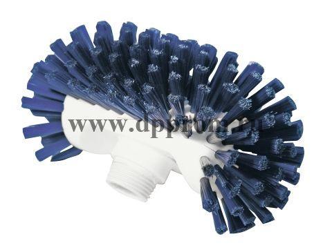 Щетка для мытья молочных цистерн, голубая
