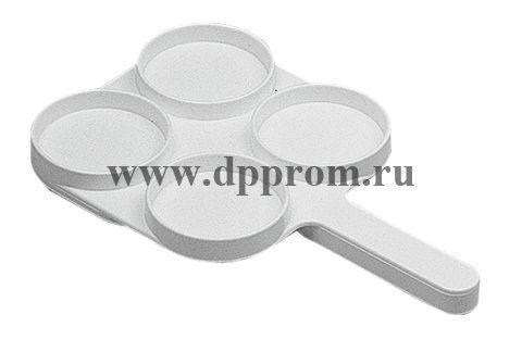 Кольцо для пробы Шальма (белого цвета)