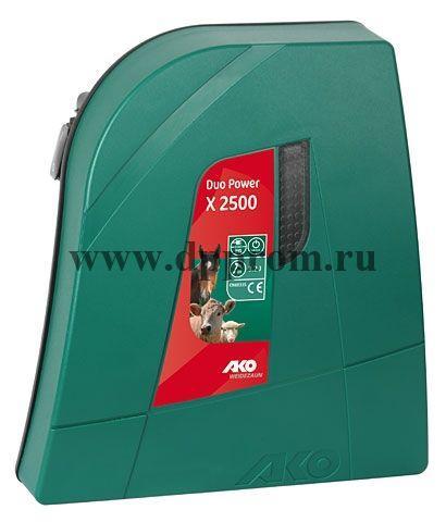Генератор Duo Power Х 2500 (12/230В)