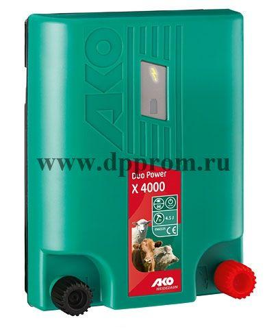 Генератор Duo Power Х 4000 (12/230В)