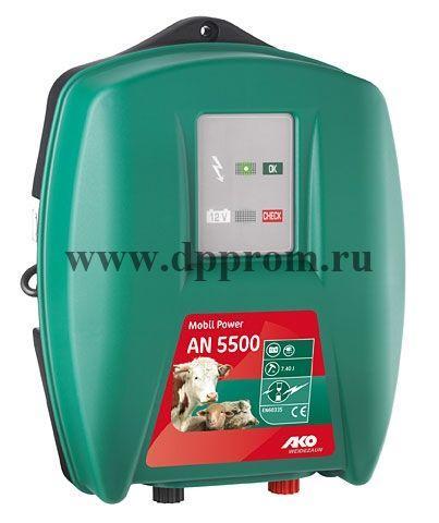 Генератор Mobil Power АN 5500 (12В) - фото 51963