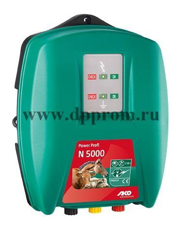Генератор Power Profi N 5000 (230В) - фото 51965