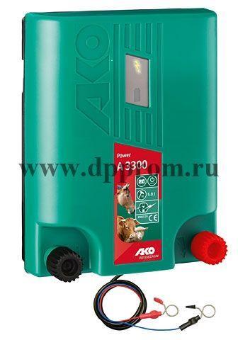 Генератор Power А 3300 (12В) - фото 51970