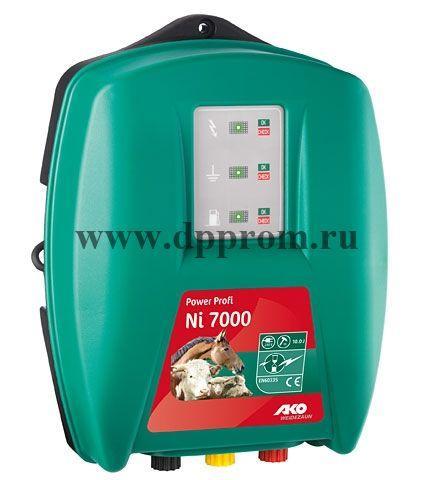 Генератор Power Profi Ni 7000 (230В) - фото 51986