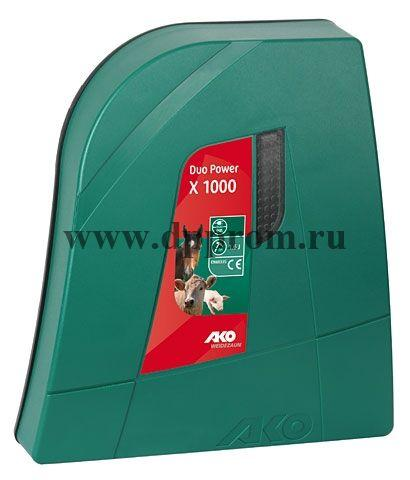 Генератор Duo Power Х 1000 (12/230В)