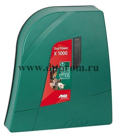 Генератор Duo Power Х 1000 (12/230В)